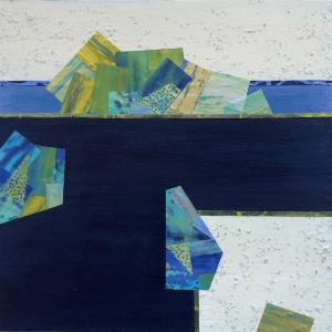 Crossing Lines, Intersections #8 by Lisa Hill