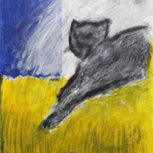 Cat No.3 by Buwei Hu
