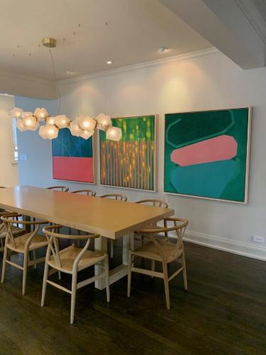 Installation View of Liz Rundorff Smith
