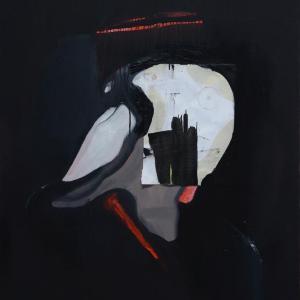 Face (Empty) by John J. Hartford