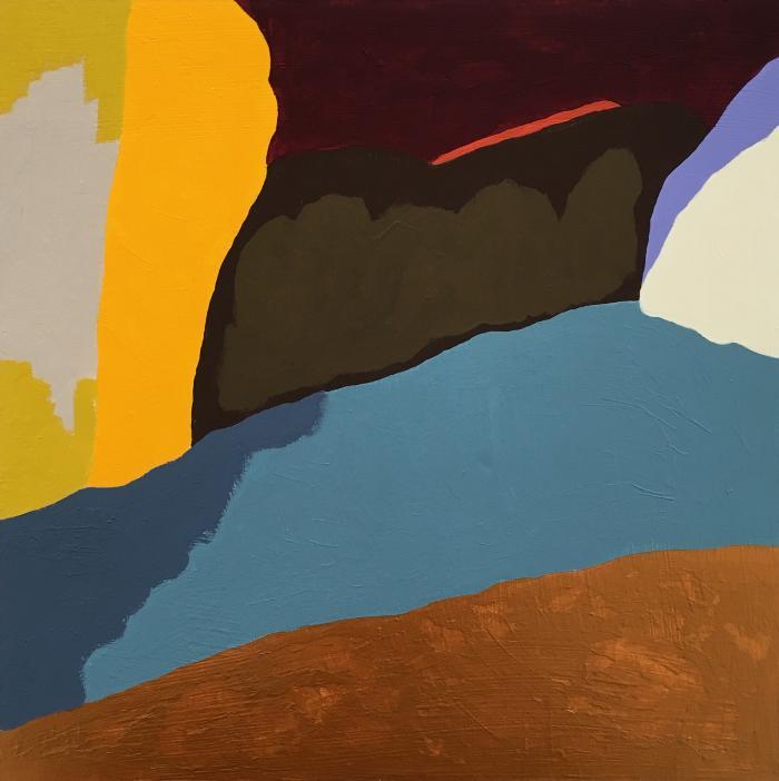 Recollection 126 (Stony Creek) by Barbara Marks