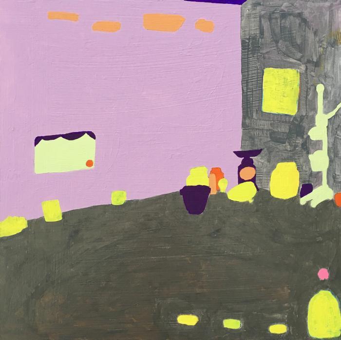 Recollection 130 (Stony Creek) by Barbara Marks