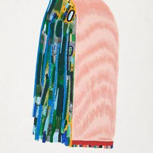 We can still dress up, Small Works No. 111 by Sasha Hallock