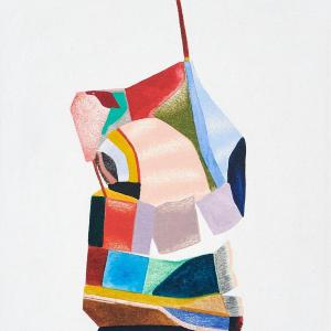 Still Here, Small Works No. 107 by Sasha Hallock
