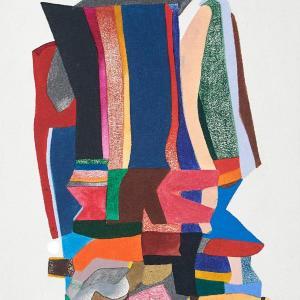 Untitled, Small Works No. 110 by Sasha Hallock