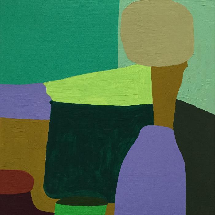 Recollection 16 (Stony Creek) by Barbara Marks