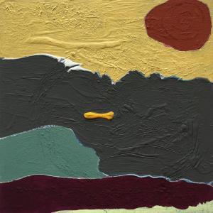 Recollection 12 (Stony Creek) by Barbara Marks
