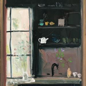Morning Stems by Melanie Parke