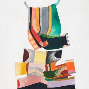 Untitled, Small Works No. 113 by Sasha Hallock