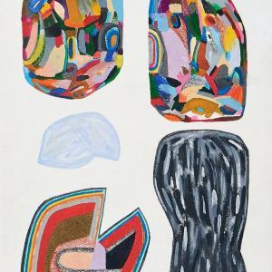 Untitled, Small Vessels No. 3 by Sasha Hallock
