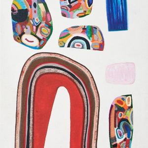 Untitled, Small Vessels No. 2 by Sasha Hallock