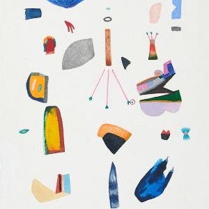 Untitled, Small Collections No. 7 by Sasha Hallock