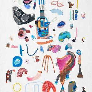 Untitled, Small Collections No. 9 by Sasha Hallock