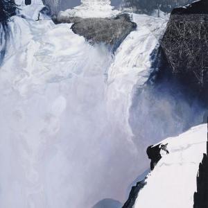 Frozen Falls by Jim Denney