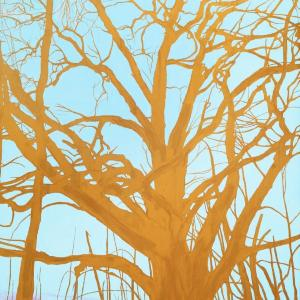 Golden Tree Hudson by Jim Denney