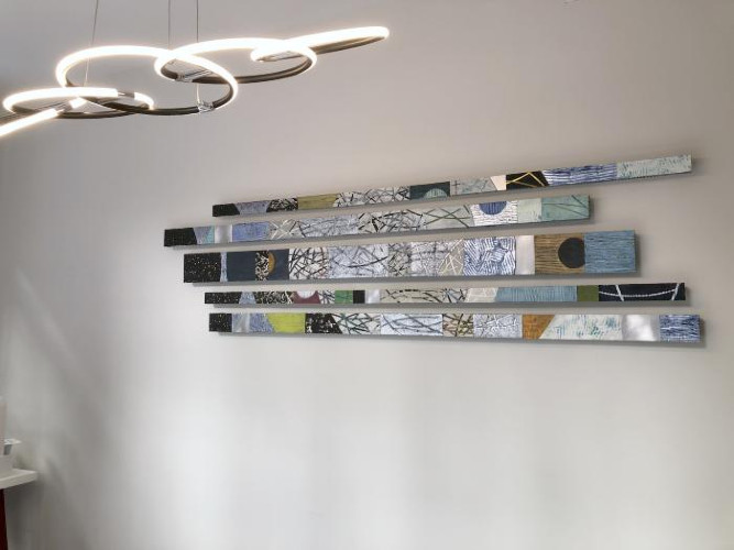 Installation View of Francie Hester