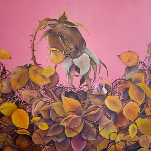 September Roses by Allison Green