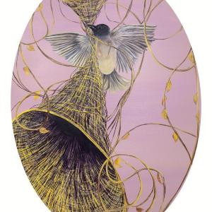 Dream Weavers (Blush) by Allison Green