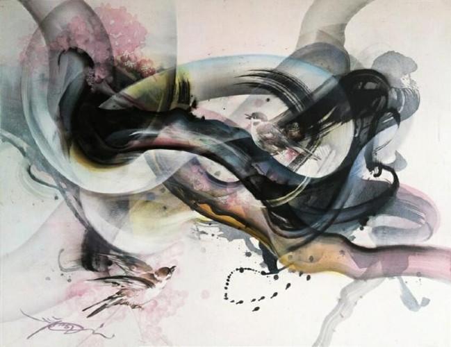 Communications (Blush) by Jongwang Lee