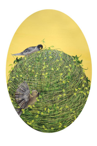 Dream Weavers (Gold) by Allison Green