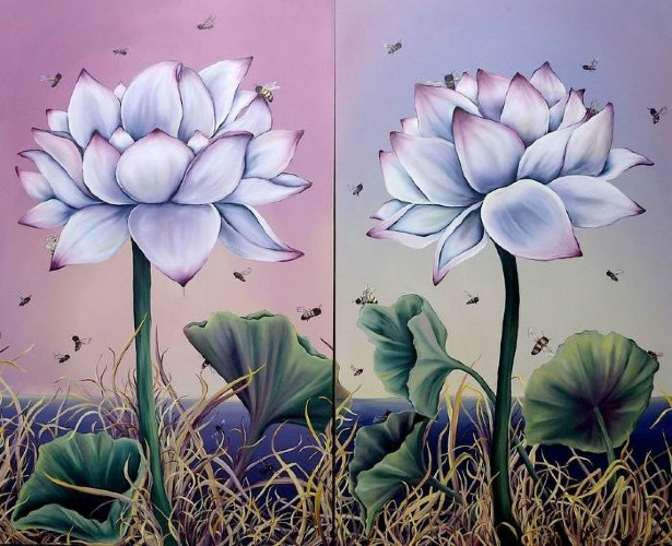 Pollinate Me by Allison Green