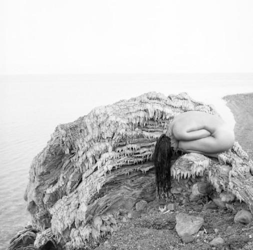 Dead Sea Scroll by Heather Boose Weiss