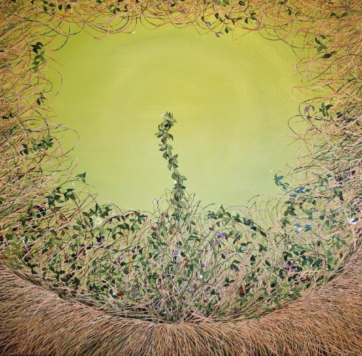 Sage Thicket by Allison Green