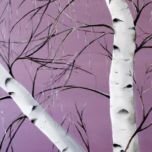 Purple Lovers by Allison Green