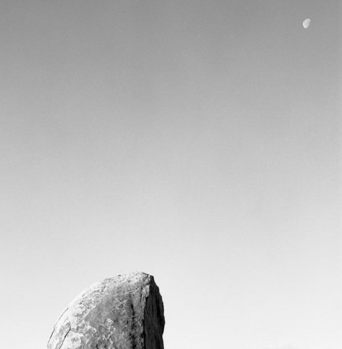 Moon Talks to Rock by Heather Boose Weiss