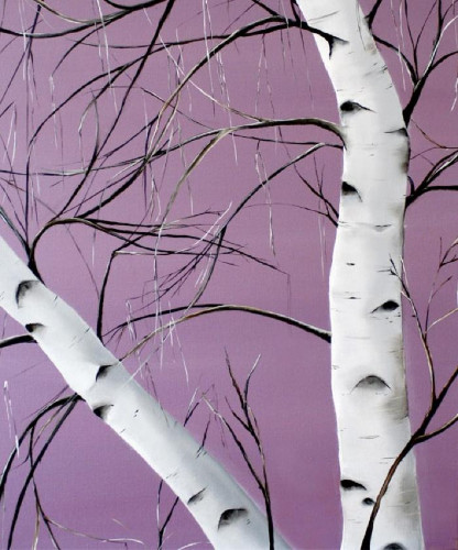 Purple Lovers by Allison Green