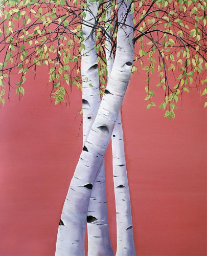Nuclear Family by Allison Green