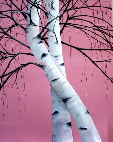 Pink Lovers by Allison Green